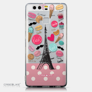 CASEiLIKE Huawei P9 back cover Paris Holiday 3904