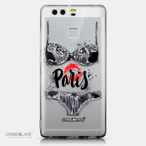 CASEiLIKE Huawei P9 back cover Paris Holiday 3910