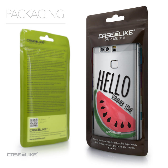 Packaging - CASEiLIKE Huawei P9 back cover Water Melon 4821