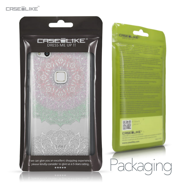 Huawei P10 Lite case Mandala Art 2092 Retail Packaging | CASEiLIKE.com