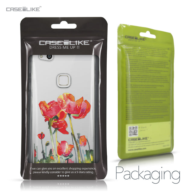 Huawei P10 Lite case Watercolor Floral 2230 Retail Packaging | CASEiLIKE.com