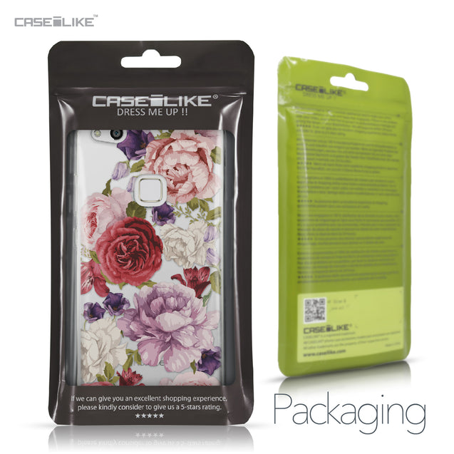 Huawei P10 Lite case Mixed Roses 2259 Retail Packaging | CASEiLIKE.com