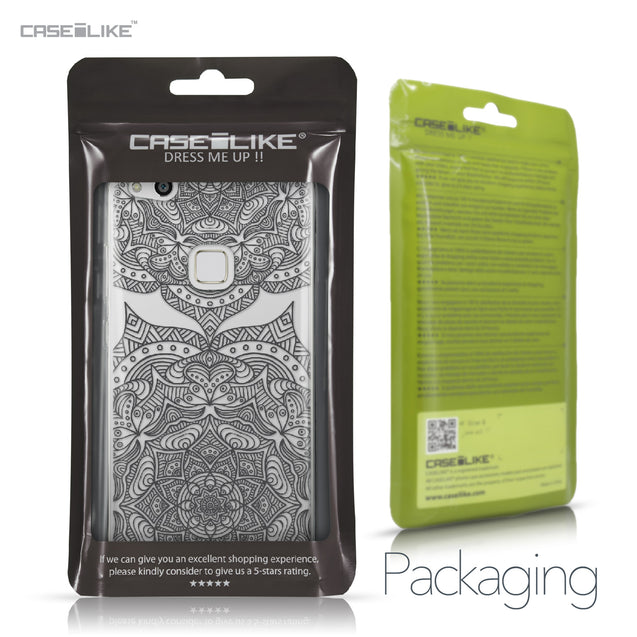 Huawei P10 Lite case Mandala Art 2304 Retail Packaging | CASEiLIKE.com