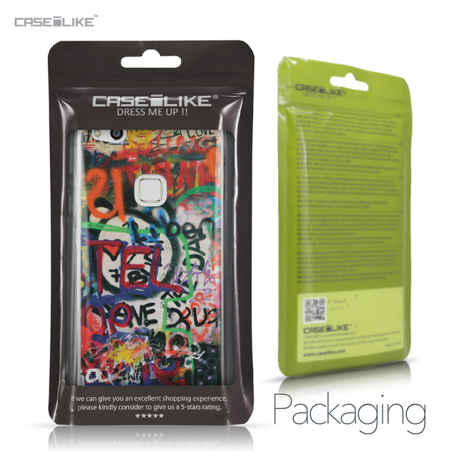 Huawei P10 Lite case Graffiti 2721 Retail Packaging | CASEiLIKE.com