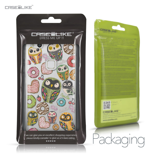 Huawei P10 Lite case Owl Graphic Design 3315 Retail Packaging | CASEiLIKE.com