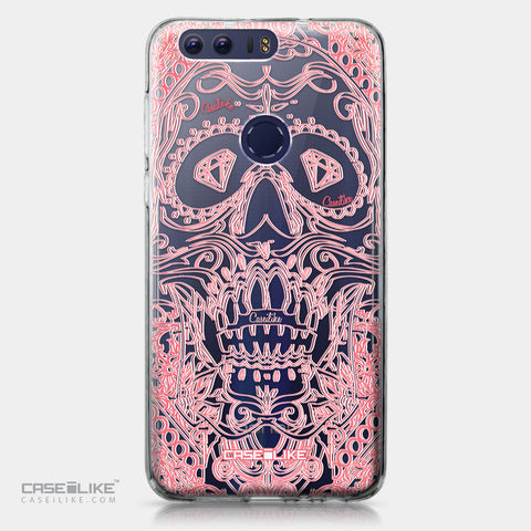 Huawei Honor 8 case Art of Skull 2525 | CASEiLIKE.com