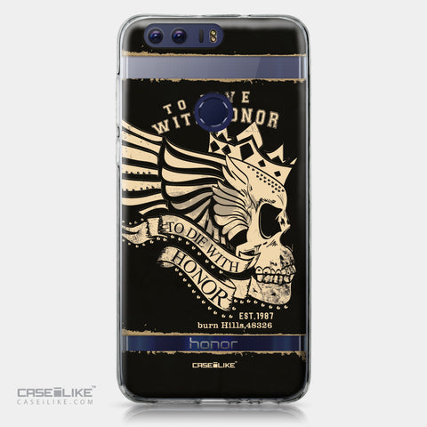 Huawei Honor 8 case Art of Skull 2529 | CASEiLIKE.com