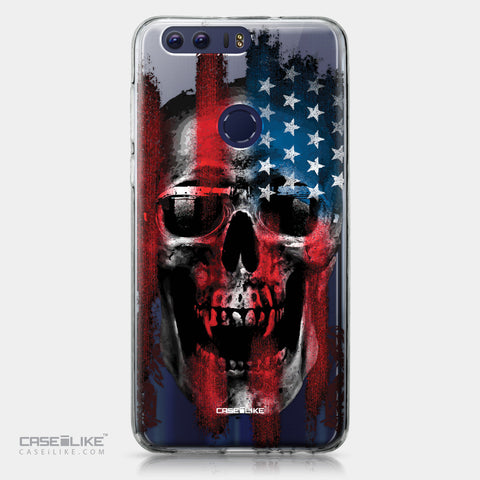 Huawei Honor 8 case Art of Skull 2532 | CASEiLIKE.com