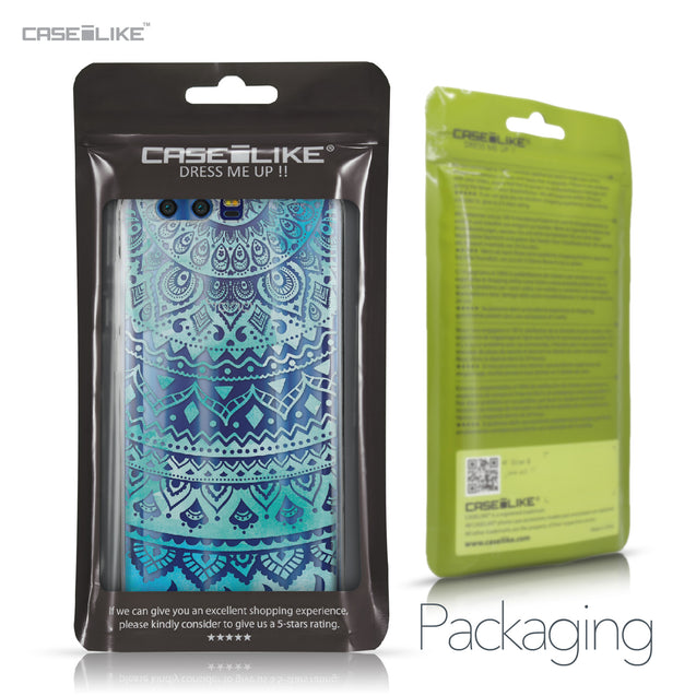Huawei Honor 9 case Indian Line Art 2066 Retail Packaging | CASEiLIKE.com