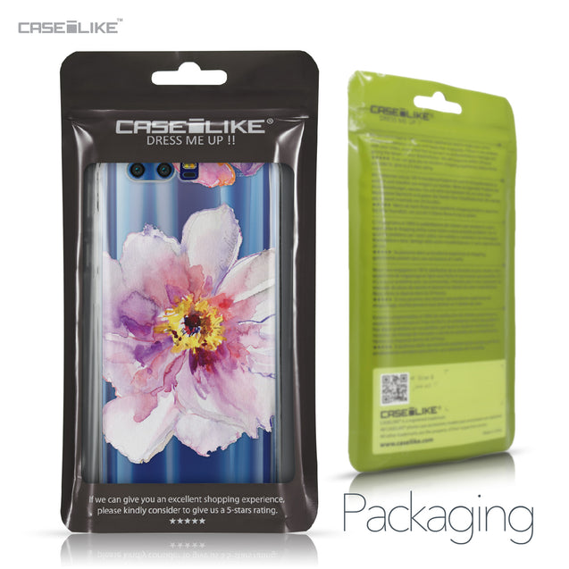 Huawei Honor 9 case Watercolor Floral 2231 Retail Packaging | CASEiLIKE.com