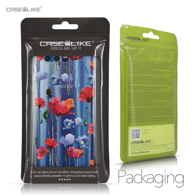 Huawei Honor 9 case Watercolor Floral 2234 Retail Packaging | CASEiLIKE.com