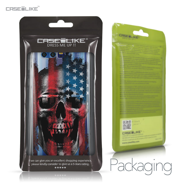Huawei Honor 9 case Art of Skull 2532 Retail Packaging | CASEiLIKE.com
