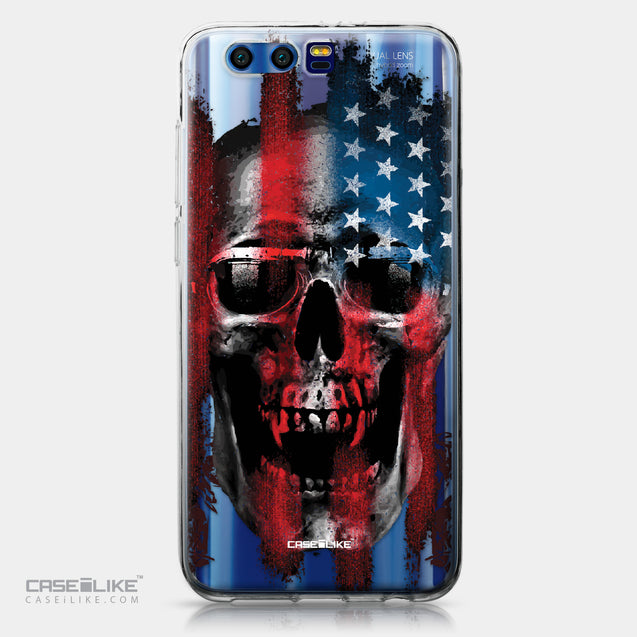 Huawei Honor 9 case Art of Skull 2532 | CASEiLIKE.com