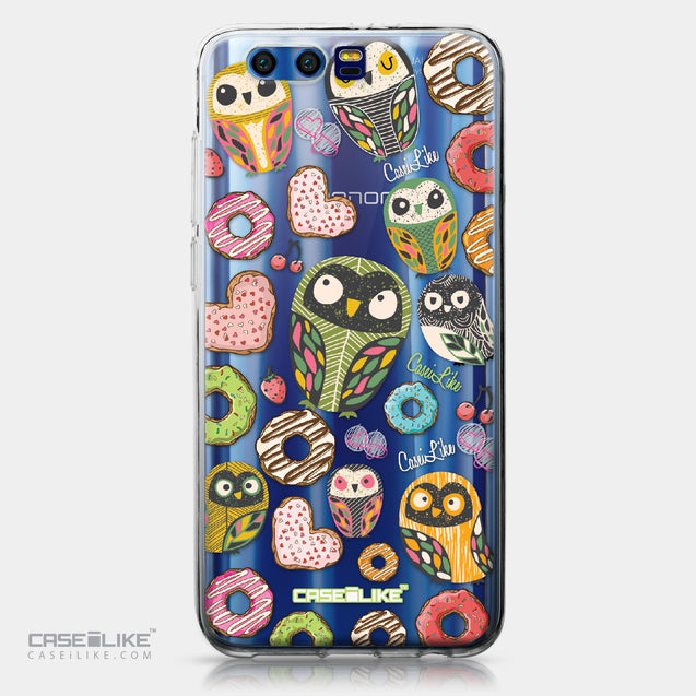 Huawei Honor 9 case Owl Graphic Design 3315 | CASEiLIKE.com
