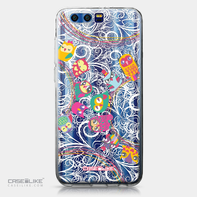 Huawei Honor 9 case Owl Graphic Design 3316 | CASEiLIKE.com