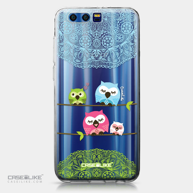 Huawei Honor 9 case Owl Graphic Design 3318 | CASEiLIKE.com