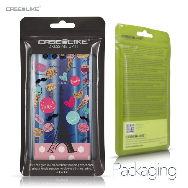 Huawei Honor 9 case Paris Holiday 3904 Retail Packaging | CASEiLIKE.com