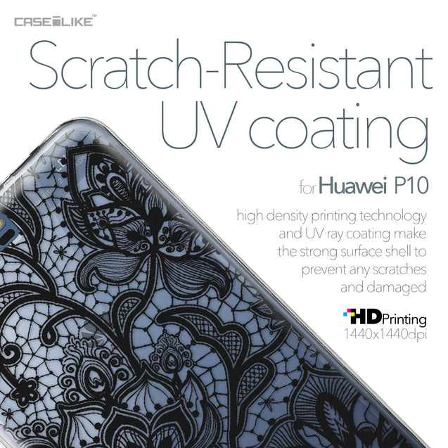 Huawei P10 case Lace 2037 with UV-Coating Scratch-Resistant Case | CASEiLIKE.com
