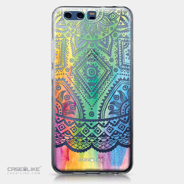 Huawei P10 case Indian Line Art 2064 | CASEiLIKE.com