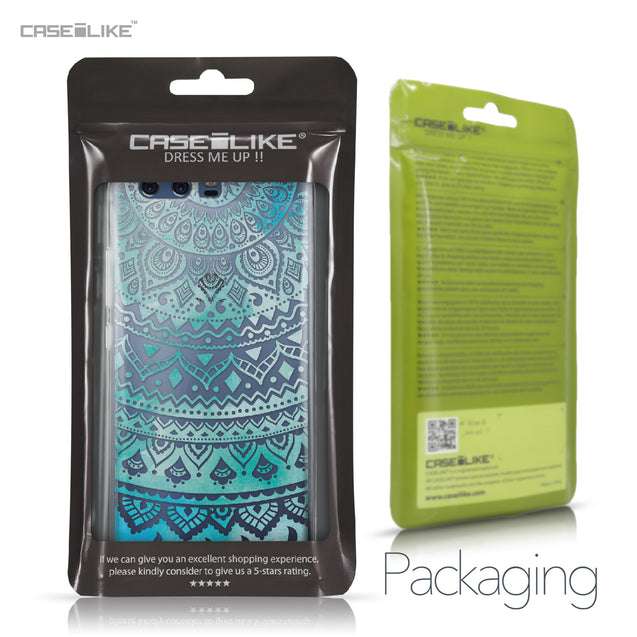 Huawei P10 case Indian Line Art 2066 Retail Packaging | CASEiLIKE.com