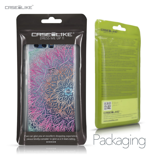 Huawei P10 case Mandala Art 2090 Retail Packaging | CASEiLIKE.com