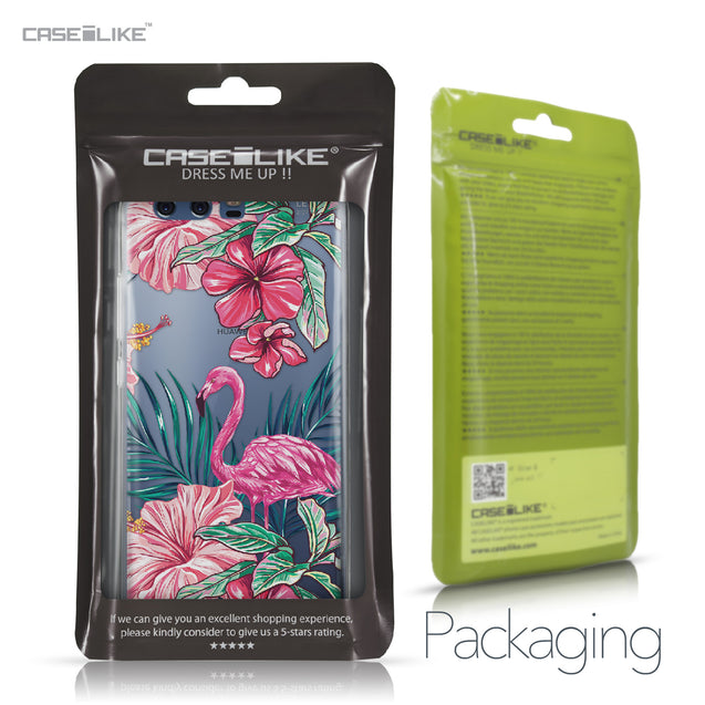 Huawei P10 case Tropical Flamingo 2239 Retail Packaging | CASEiLIKE.com