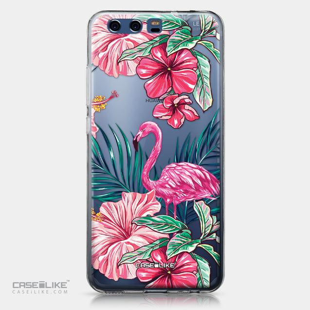 Huawei P10 case Tropical Flamingo 2239 | CASEiLIKE.com