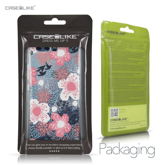 Huawei P10 case Japanese Floral 2255 Retail Packaging | CASEiLIKE.com