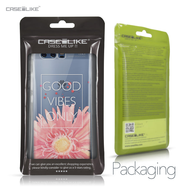Huawei P10 case Gerbera 2258 Retail Packaging | CASEiLIKE.com