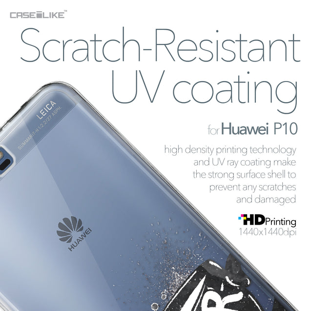 Huawei P10 case Quote 2402 with UV-Coating Scratch-Resistant Case | CASEiLIKE.com
