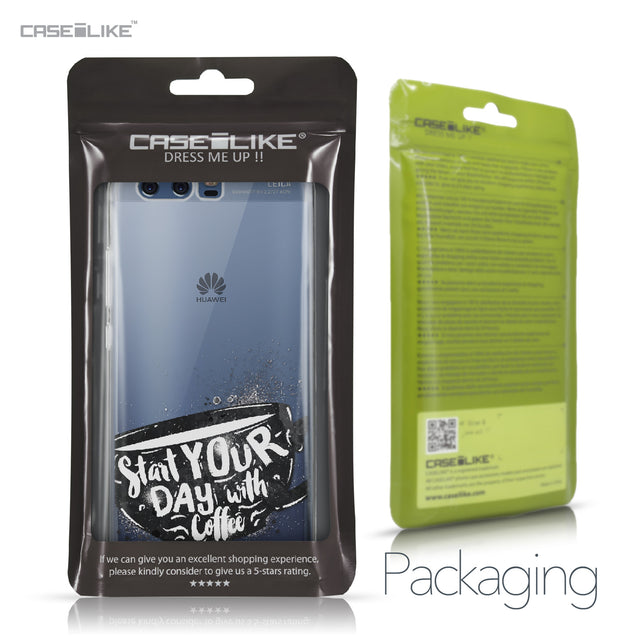 Huawei P10 case Quote 2402 Retail Packaging | CASEiLIKE.com