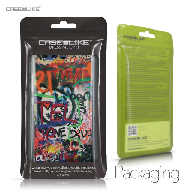Huawei P10 case Graffiti 2721 Retail Packaging | CASEiLIKE.com