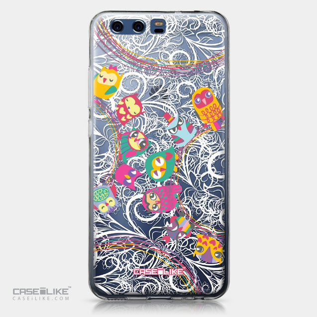 Huawei P10 case Owl Graphic Design 3316 | CASEiLIKE.com