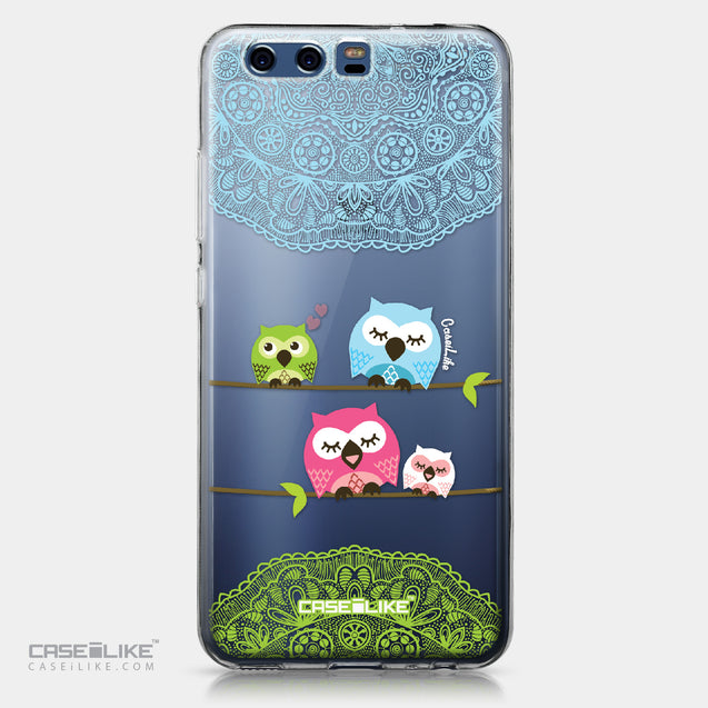 Huawei P10 case Owl Graphic Design 3318 | CASEiLIKE.com