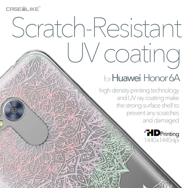 Huawei Honor 6A case Mandala Art 2092 with UV-Coating Scratch-Resistant Case | CASEiLIKE.com