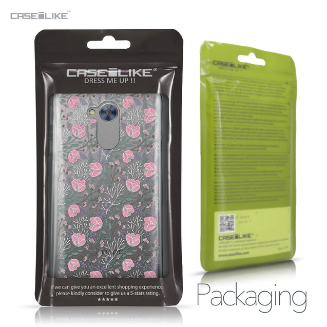 Huawei Honor 6A case Flowers Herbs 2246 Retail Packaging | CASEiLIKE.com