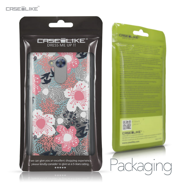 Huawei Honor 6A case Japanese Floral 2255 Retail Packaging | CASEiLIKE.com