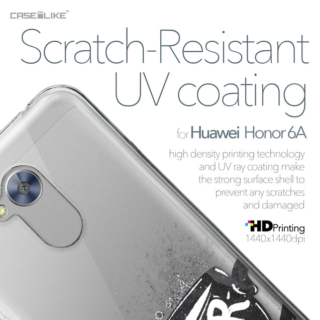 Huawei Honor 6A case Quote 2402 with UV-Coating Scratch-Resistant Case | CASEiLIKE.com