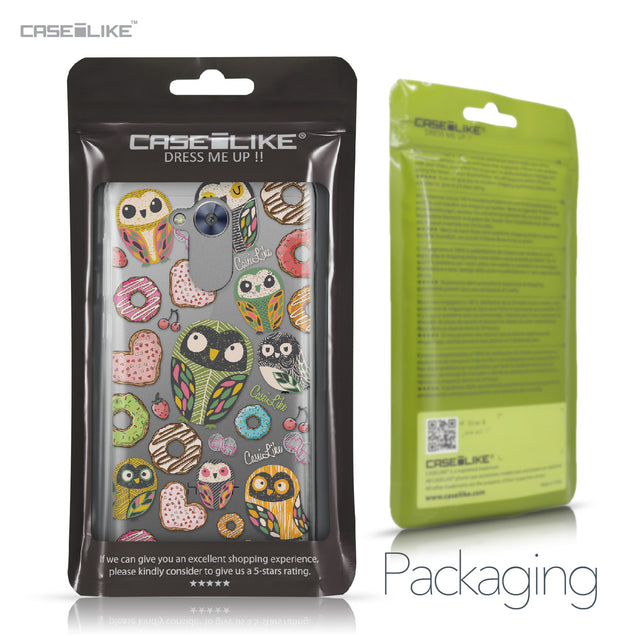 Huawei Honor 6A case Owl Graphic Design 3315 Retail Packaging | CASEiLIKE.com