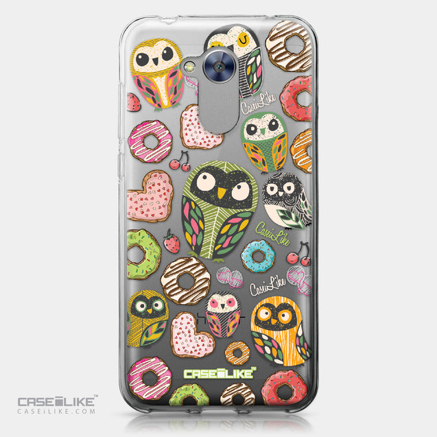 Huawei Honor 6A case Owl Graphic Design 3315 | CASEiLIKE.com
