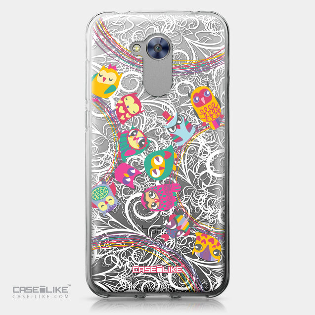 Huawei Honor 6A case Owl Graphic Design 3316 | CASEiLIKE.com
