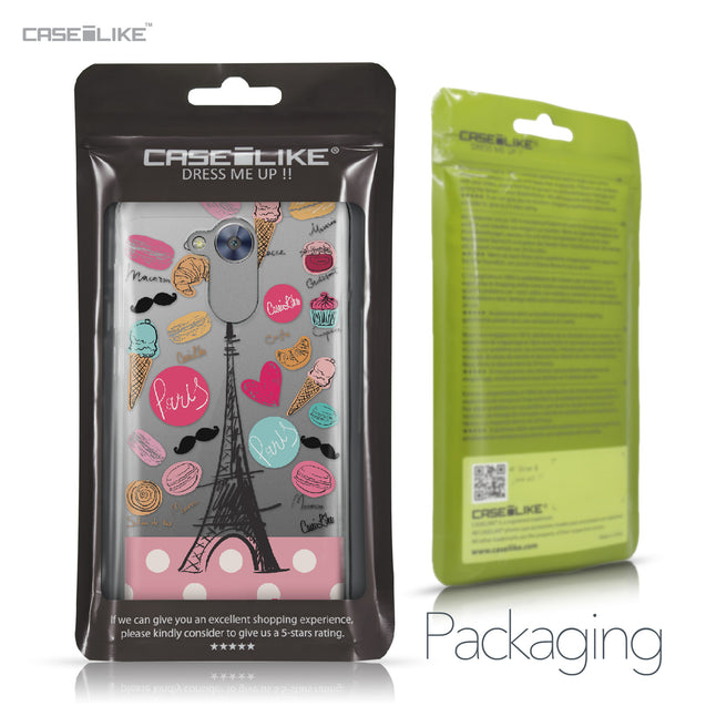 Huawei Honor 6A case Paris Holiday 3904 Retail Packaging | CASEiLIKE.com