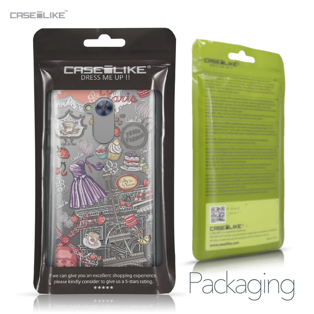 Huawei Honor 6A case Paris Holiday 3907 Retail Packaging | CASEiLIKE.com