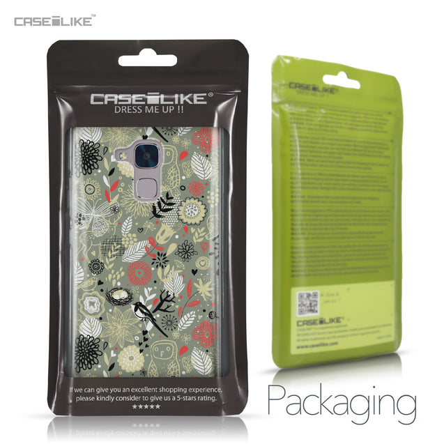 Huawei Honor 5C / Honor 7 Lite / GT3 case Spring Forest Gray 2243 Retail Packaging | CASEiLIKE.com