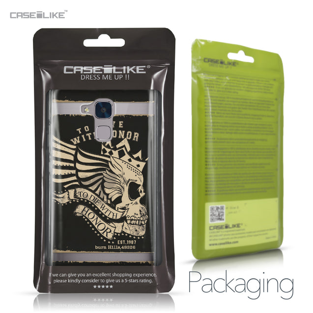 Huawei Honor 5C / Honor 7 Lite / GT3 case Art of Skull 2529 Retail Packaging | CASEiLIKE.com