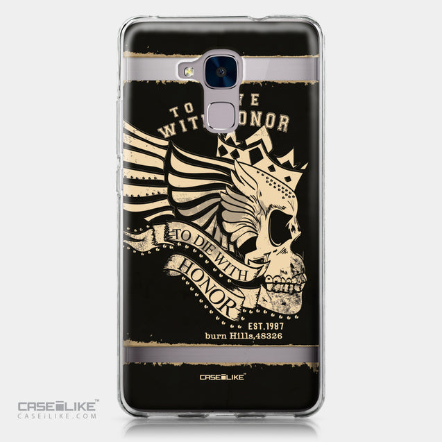 Huawei Honor 5C / Honor 7 Lite / GT3 case Art of Skull 2529 | CASEiLIKE.com