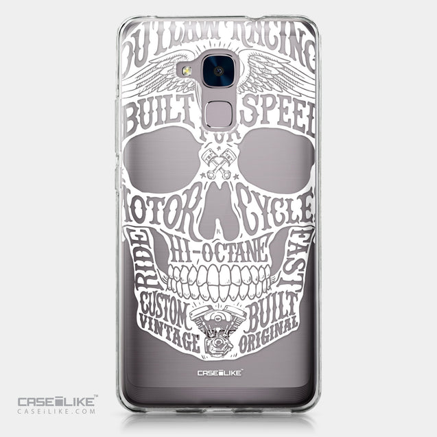 Huawei Honor 5C / Honor 7 Lite / GT3 case Art of Skull 2530 | CASEiLIKE.com