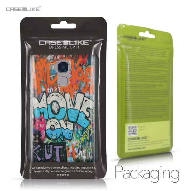 Huawei Honor 5C / Honor 7 Lite / GT3 case Graffiti 2722 Retail Packaging | CASEiLIKE.com