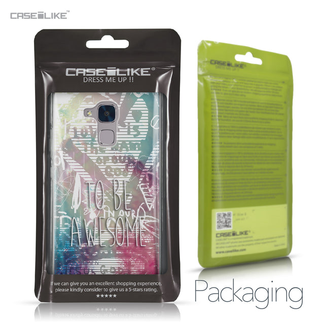 Huawei Honor 5C / Honor 7 Lite / GT3 case Graffiti 2726 Retail Packaging | CASEiLIKE.com