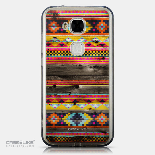 CASEiLIKE Huawei G7 Plus back cover Indian Tribal Theme Pattern 2048